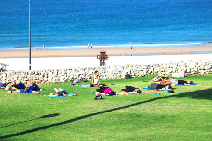 Yoga Urlaub in Conil