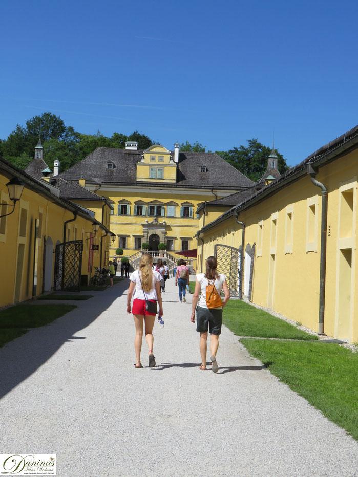 Zauberhafter Besuch: Schloss Hellbrunn in Salzburg