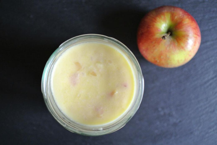 Genialer Apfel-Zwiebel-Brotaufstrich (auch für Thermomix)