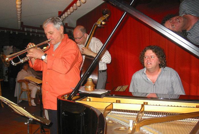 Dusko Goykovich, Henning Gailing, Martin Sasse, Foyer Ev. Gemeinde, 30.7.10