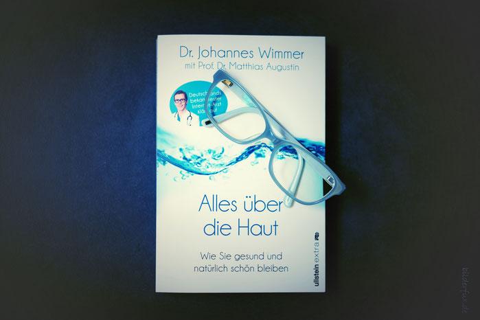 Alles über die Haut von Dr. Johannes Wimmer