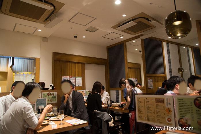 LifeTeria 北海道バル 海 東京駅グランルーフ店