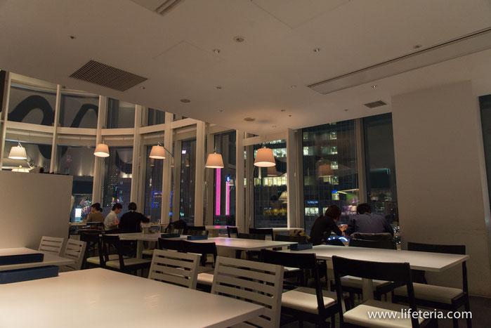 LifeTeria シンガポール・シーフード・リパブリック 銀座