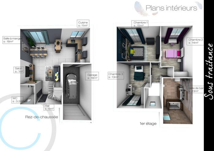 Crhome design, architecture d'intérieur, décoration, pas cher, 3d, plans, département, home staging, valorisation virtuelle, aide a la vente, agence immobiliere, rapide, idees deco, tendance, moderne,  en ligne, bessey