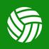 Symbol Ball, für behindertengerechten Sport