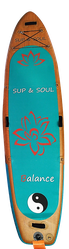 SUP &SOUL Yoga Board