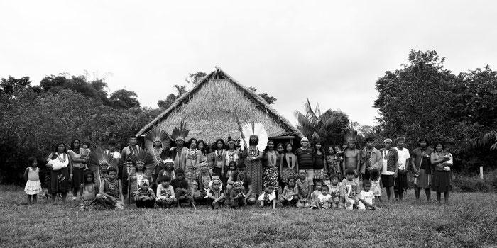 HUNI KUIN community Altamira, Kaxinawa, Acre, Brazil