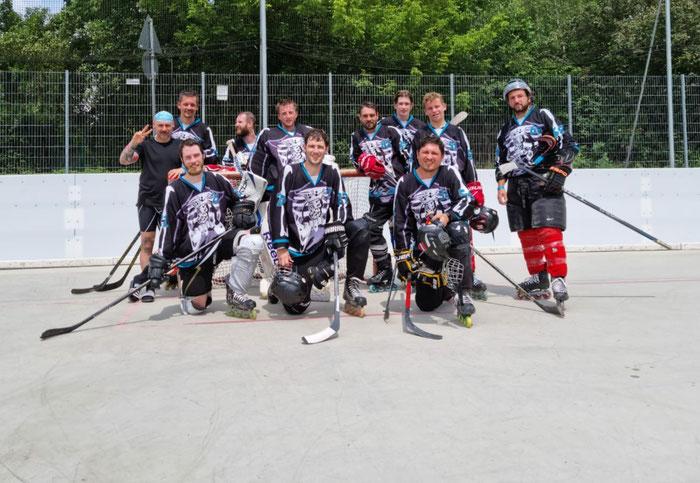 Die Rüsselsheim Royals sind mit einem Sieg in die neue Saison gestartet. Foto: Schrank