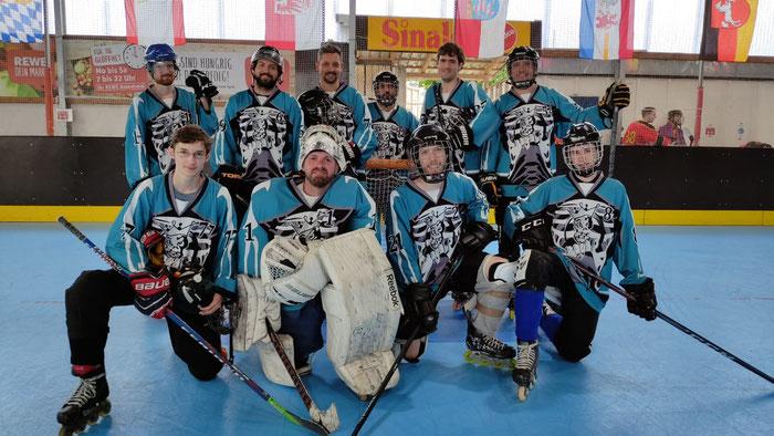 Zwei Spiele, zwei Siege: Die Rüsselsheim Royals reiten weiter auf der Erfolgswelle. Foto: Royals