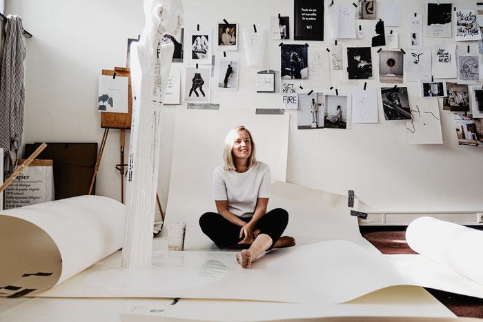 Atelier, Caroline Vlot (UNRAVEL)