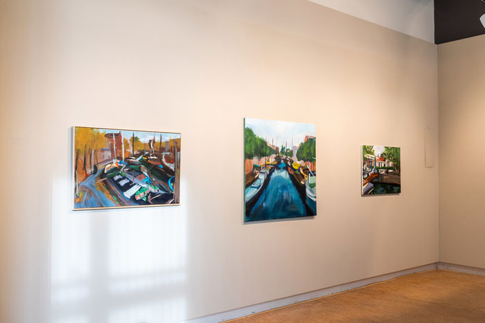 expositie van Marianne