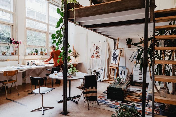 Atelier, Sella Molenaar