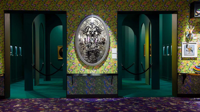 Maison&Objet – Nelly Rodi inspirationroom – House of Games – Paris- France 2016