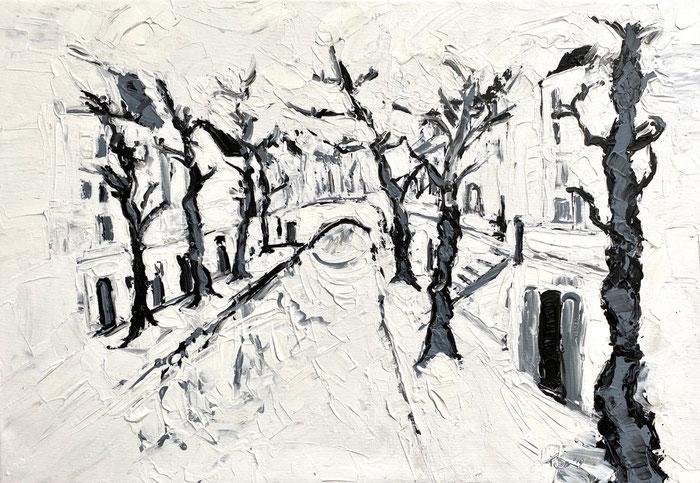 Acrylic on canvas, 50x60