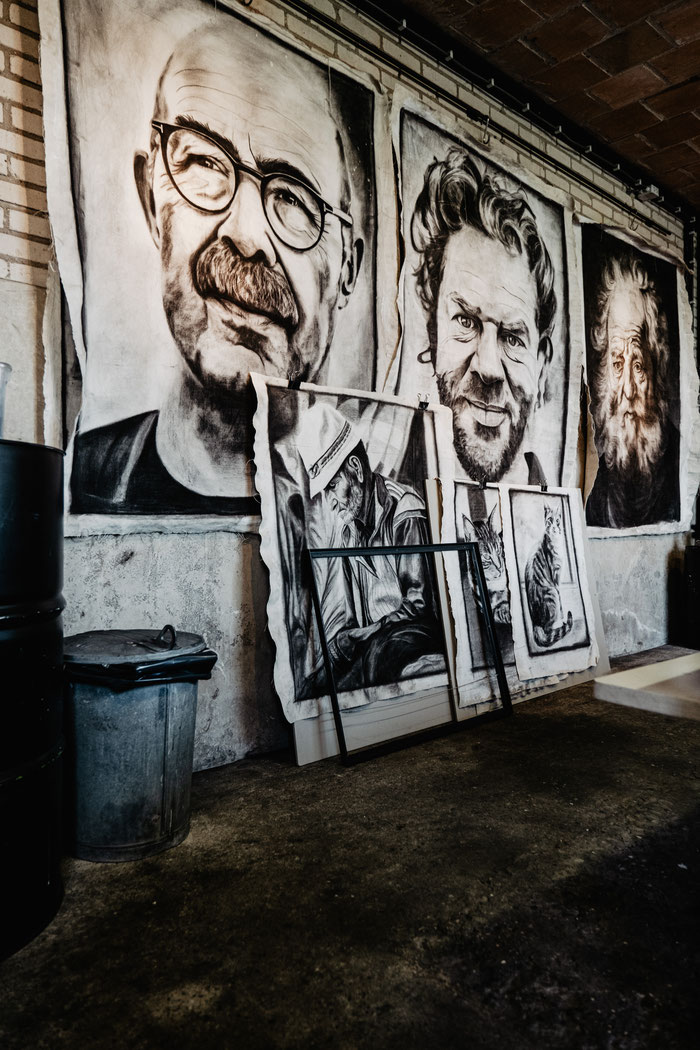 Atelier, Anca Blok (KUNSTBLOC)