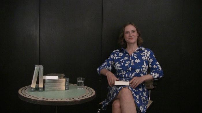 Barbara Handke liest im Rahmen des Programms »Komm! Ins Offene«