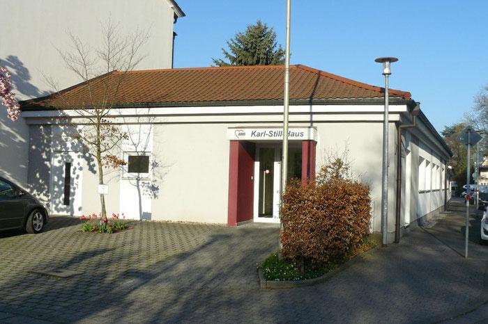 Das Karl-Still-Haus der Ettlinger AWO
