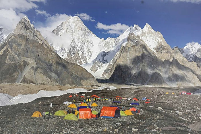 2016 PAKISTAN  KARAKORUM  K2 - NANGA  PARBAT