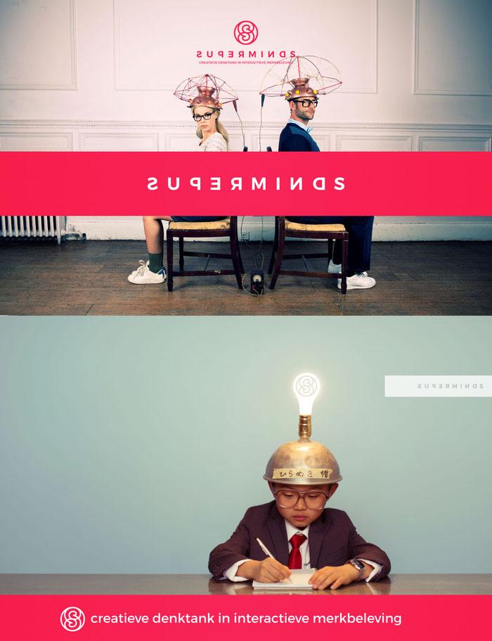 Superminds campaign