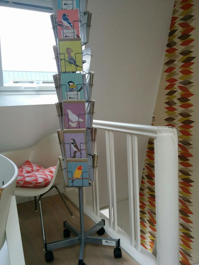 Eepcards kaartenmolen