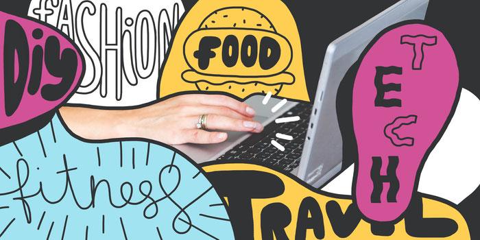 Jimdo Creator blogcategorie