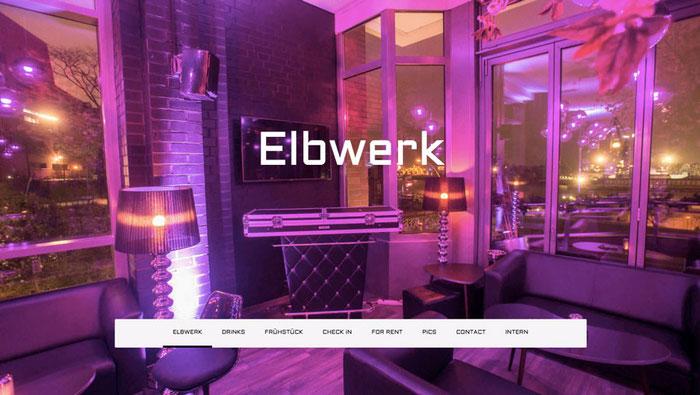user page elbwerk