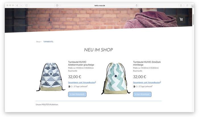 kettu-wue.de ist ein gutes Beispiel für hochklassige Produktfotos