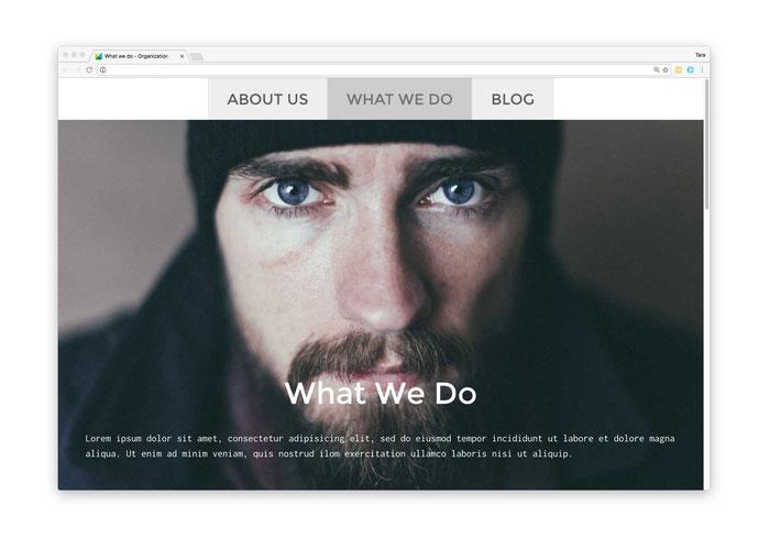 """Hochwertige Portraits vermitteln die """"menschliche Seite"""" einer Marke oder eures Projekts."""