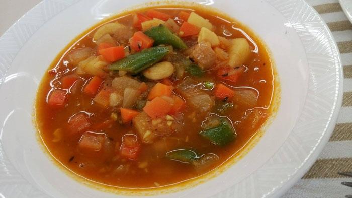 アーユルヴェーダスープ