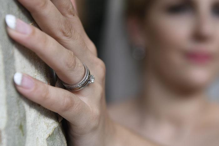 Ehering - Hochzeit Fotoshooting auf Mallorca