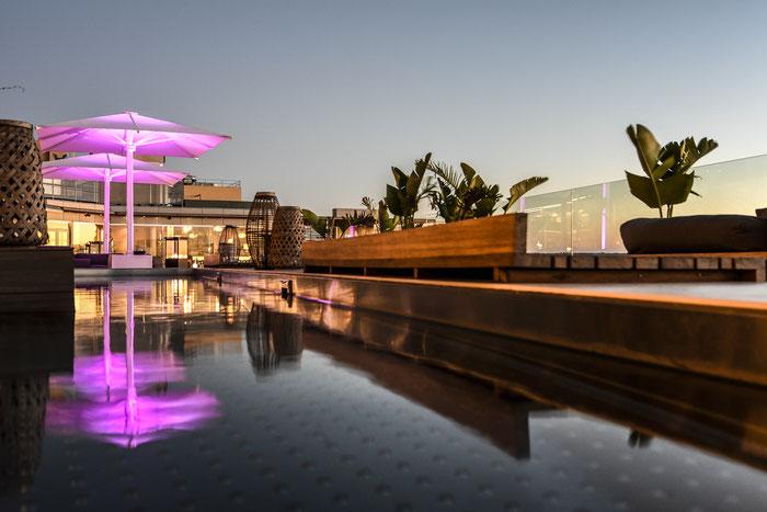 Katagi Roof Top Pool