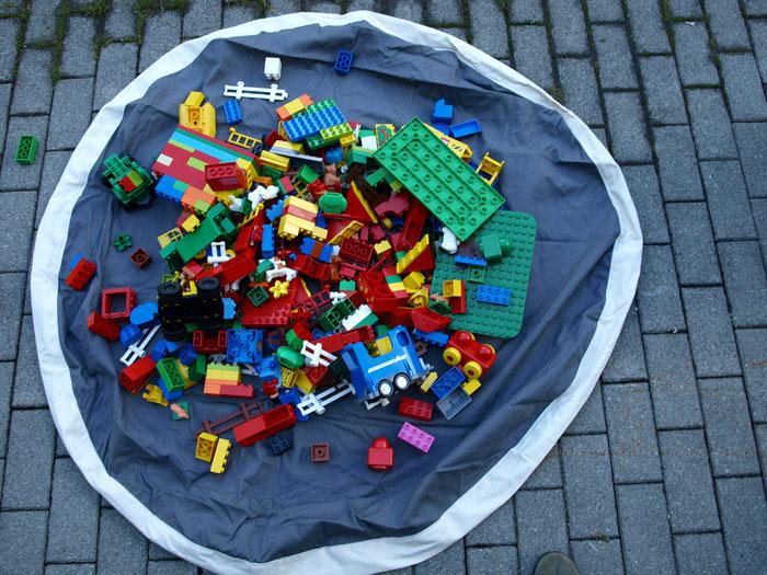 Lego Duplo im praktischen Play & Go Sack