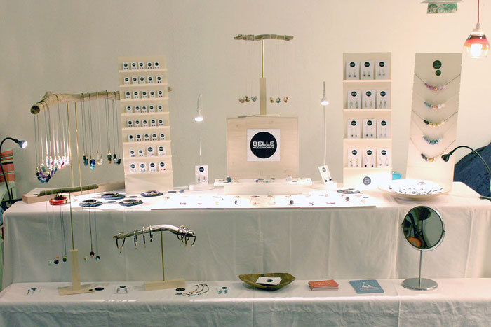 Belle Accessoires beim Designmarkt Salzburg 2014