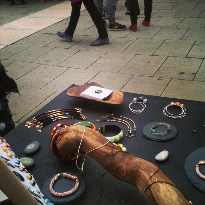 Belle Accessoires beim WAMP Designmarkt in Wien 2014