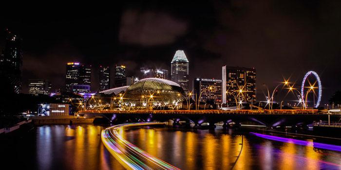 Fullerton Road Singapore