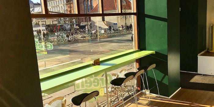 green burger dining room copenhagen denmark