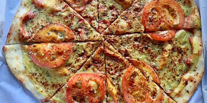 vegan neapolitan pizza smoocht singapore