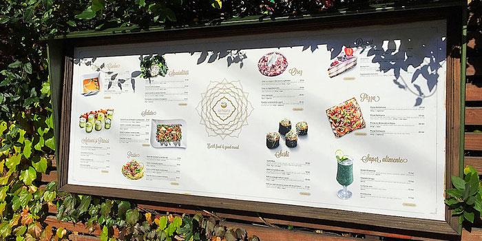 samsara outside menu cluj romania