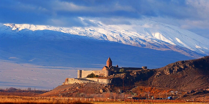 castle in armenia