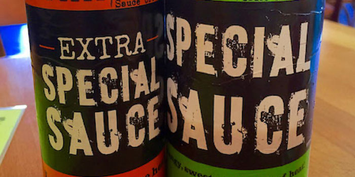 Thrive Special Sauce and Extra Special Sauce