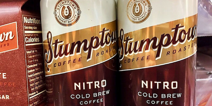 stumptown coffee portland foodie products