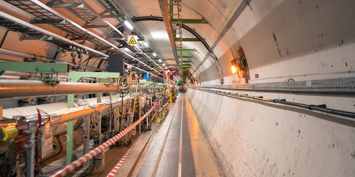 Why Matter Matters: A Visit to CERN