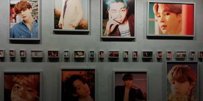 BTS photos