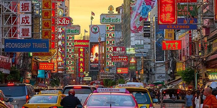 Traffic Thailand