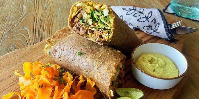Zest Vegan Food in Ubud