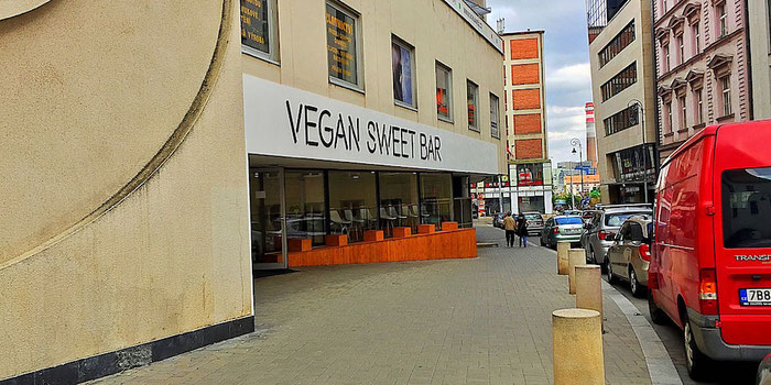 vegan sweet bar