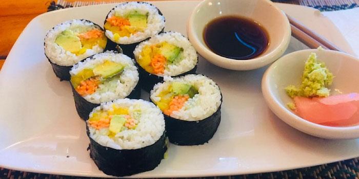 sushi vegan heaven chiang mai