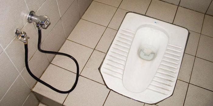 squat toilet se asia