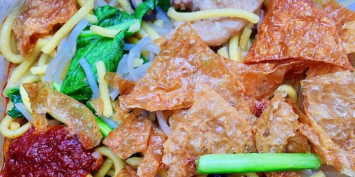 hokkien noodles from fang lin vegetarian jurong west singapore