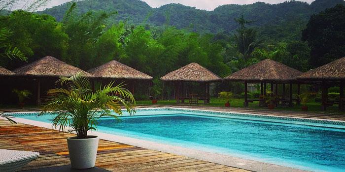 Philippines pool